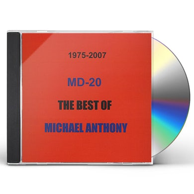 MD-20: BEST OF MICHAEL ANTHONY CD