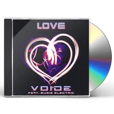 Voide LOVE FEAT. SUZIE ELECTRIC CD