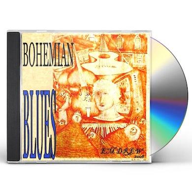 Em Drew BOHEMIAN BLUES CD