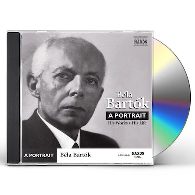 Bela Bartok PORTRAIT CD