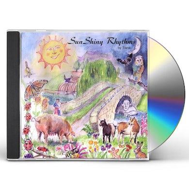 Tiana SUN SHINY RHYTHMS CD