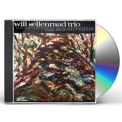 Will Sellenraad STREAMS CD