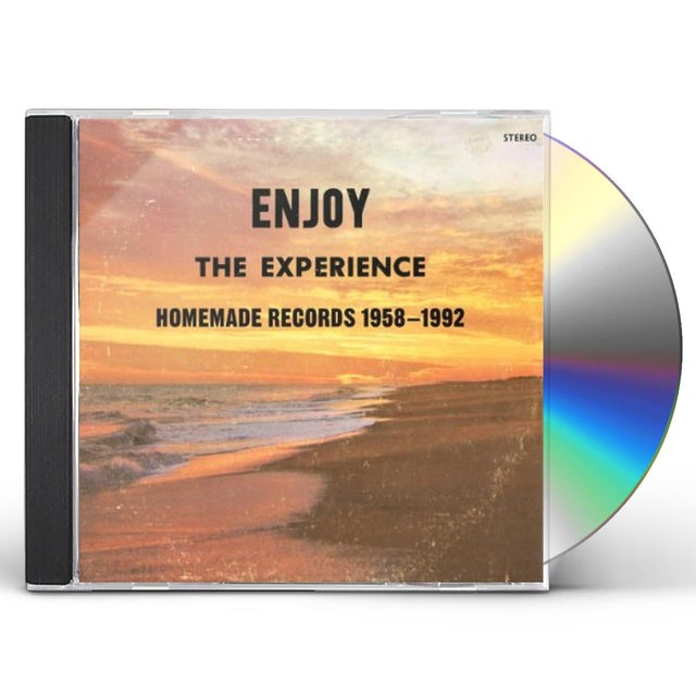 Enjoy The Experience / Various CD