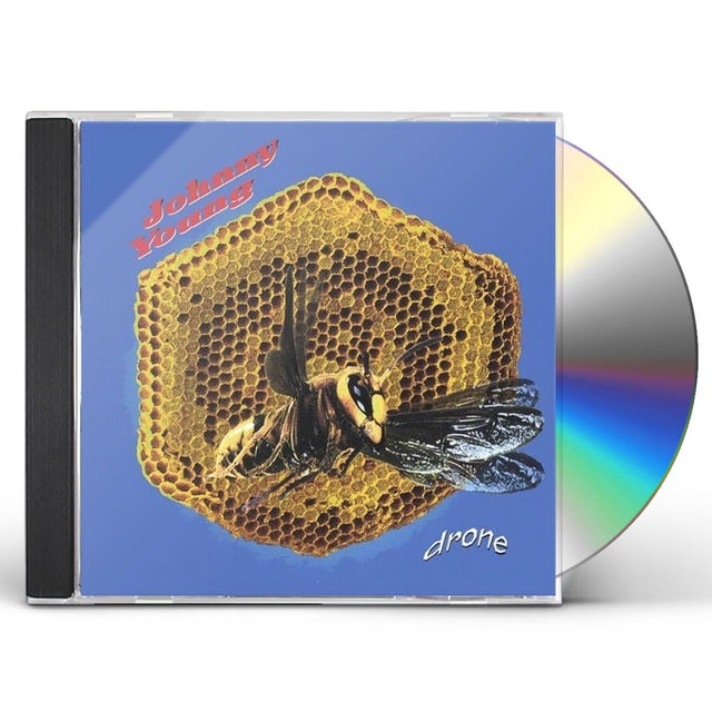 Johnny Young DRONE CD
