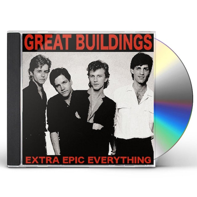 Great Buildings EXTRA EPIC EVERYTHING CD