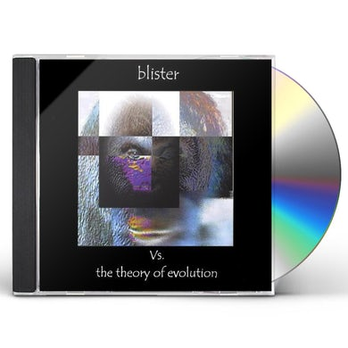 blister VS. THE THEORY OF EVOLUTION CD