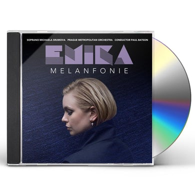 Emika MELANFONIE CD