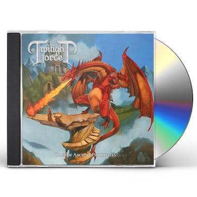 Twilight Force TALES OF ANCIENT PROPHECIES CD