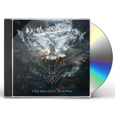 Ages MALEFIC MIASMA CD