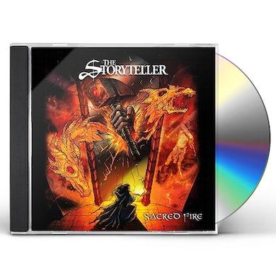 Storyteller SACRED FIRE CD