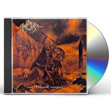Manegarm HAVETS VARGAR CD