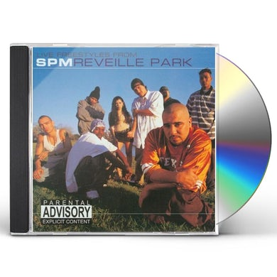 SPM REVEILLE PARK CD