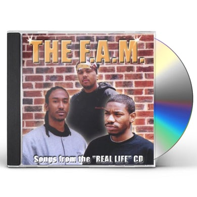 F.A.M. SONGS FROM THE REAL LIFE CD CD