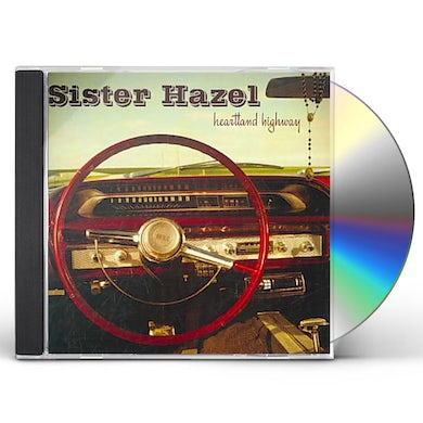 SISTER HAZEL HEARTLAND HIGHWAY CD
