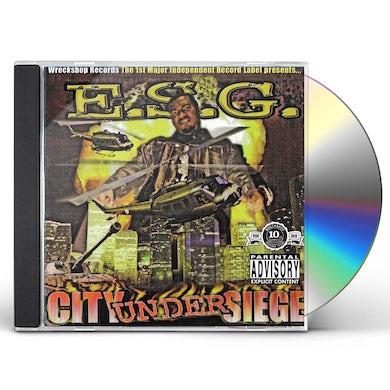 Esg CITY UNDER SIEGE CD