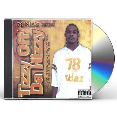 Tizzy OFF DA HIZZY CD