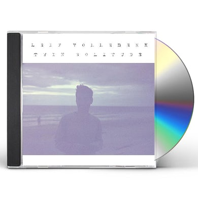 Leif Vollebekk TWIN SOLITUDE CD