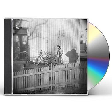 Leif Vollebekk INLAND CD