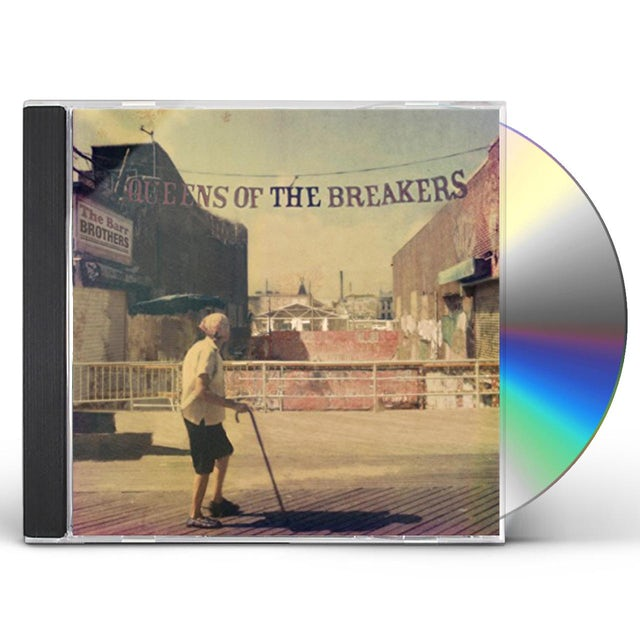 Barr Brothers QUEENS OF THE BREAKERS CD