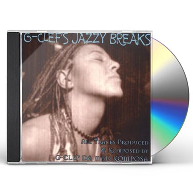 G-Clef Da Mad Komposa G-CLEFS JAZZY BREAKS CD