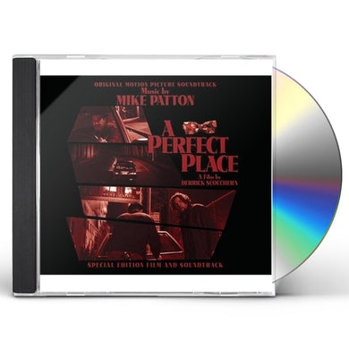Mike Patton PERFECT PLACE CD