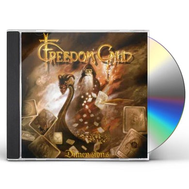 Freedom Call DIMENSIONS CD