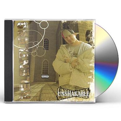 Relentless UNSHAKABLE CD