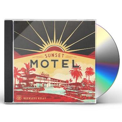 Reckless Kelly SUNSET MOTEL CD