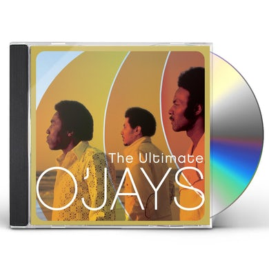 ULTIMATE The O'Jays CD