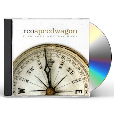 Reo Speedwagon FINDS IT'S WAY HOME CD