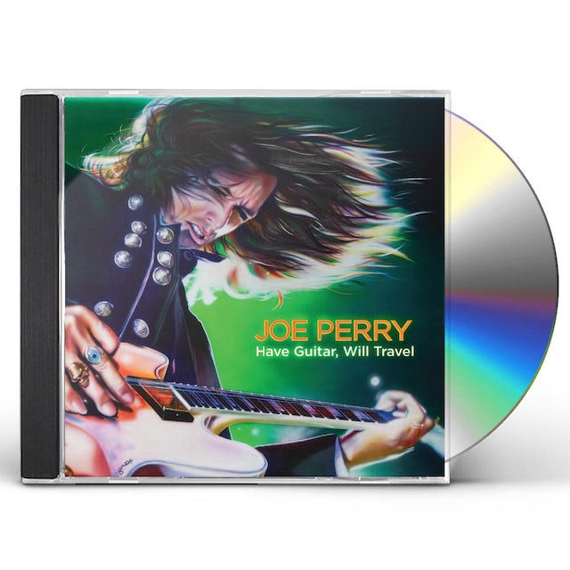 Joe Perry HAVE GUITAR WILL TRAVEL CD