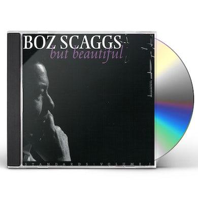 Boz Scaggs BUT BEAUTIFUL CD