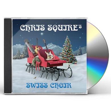CHRIS SQUIRE'S SWISS CHOIR CD