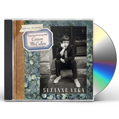 Suzanne Vega LOVER BELOVED: SONGS FROM AN EVENING WITH CARSON CD