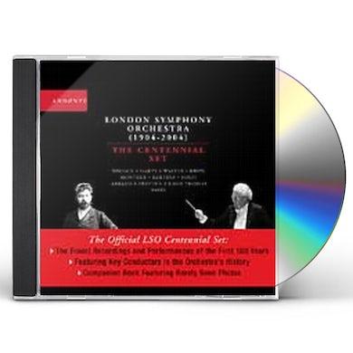 London Symphony Orchestra CENTENNIAL SET 1904-2004 CD