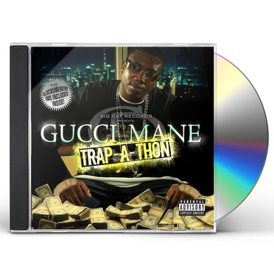 Gucci Mane TRAP-A-THON CD