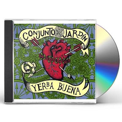 Conjunto Jardin YERBA BUENA CD