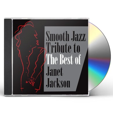 Smooth Jazz All Stars JANET JACKSON SMOOTH JAZZ TRIBUTE CD