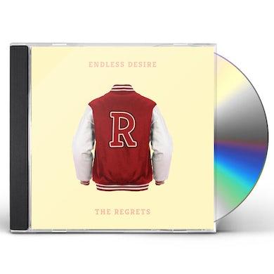 Regrets ENDLESS DESIRE CD