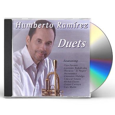 Humberto Ramirez DUETS CD