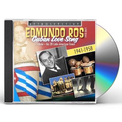 Edmundo Ros CUBAN LOVE SONG CD