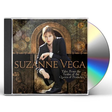 Suzanne Vega FROM THE REALM OF THE QUEEN OF PENTACLES CD