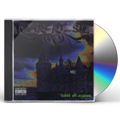 Warcry Stl WEST OF AVALON CD