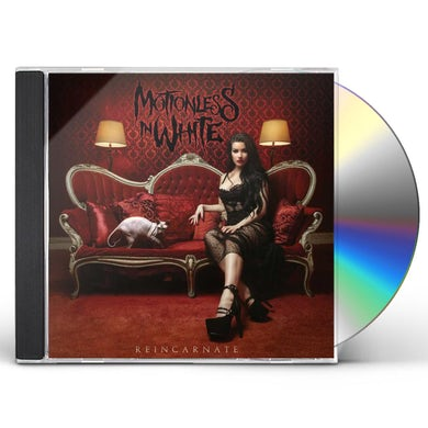 Motionless In White REINCARNATE CD