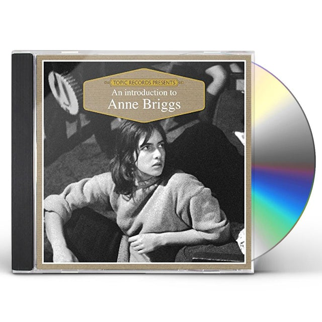 Anne Briggs AN INTRODUCTION TO CD