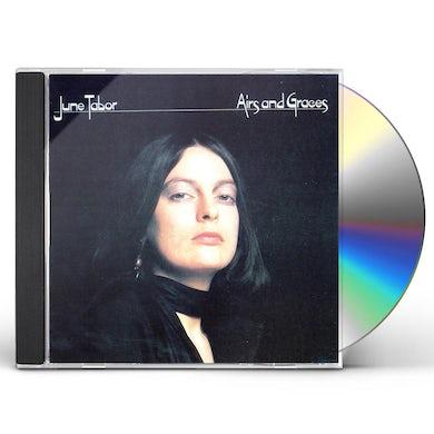 June Tabor AIRS & GRACES CD