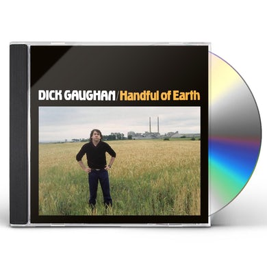 Dick Gaughan HANDFUL OF EARTH CD