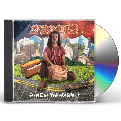 NEW PARADIGM CD