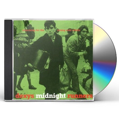 Dexy'S Midnight Runners SEARCHING FOR THE YOUNG SOUL REBELS CD