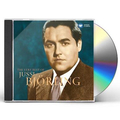 Jussi Bjorling VERY BEST OF CD